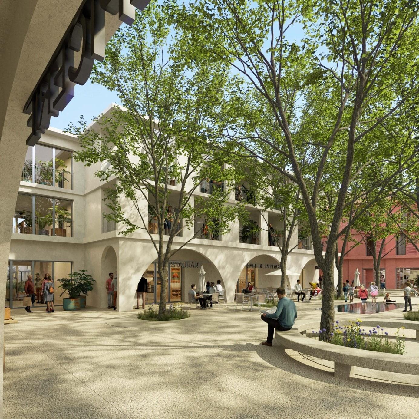 HORS CHAMP - Couleurs de Provence à Cheval-Blanc, logement neuf Luberon
